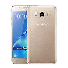 Funda Silicona Ultrafina Transparente para Samsung Galaxy J5 (2016) J510FN J5108 Claro