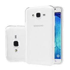Funda Silicona Ultrafina Transparente para Samsung Galaxy J5 SM-J500F Claro
