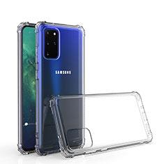 Funda Silicona Ultrafina Transparente para Samsung Galaxy S20 Plus 5G Claro