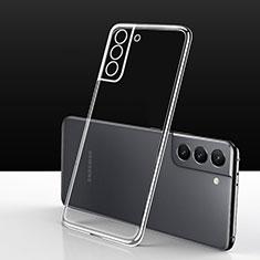 Funda Silicona Ultrafina Transparente para Samsung Galaxy S21 Plus 5G Claro