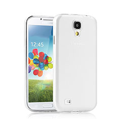 Funda Silicona Ultrafina Transparente para Samsung Galaxy S4 i9500 i9505 Claro