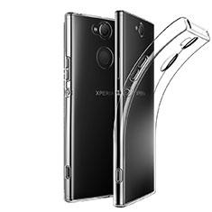 Funda Silicona Ultrafina Transparente para Sony Xperia XA2 Ultra Claro