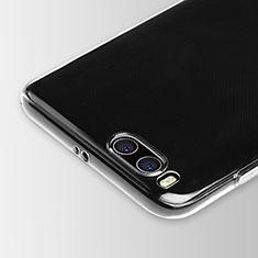 Funda Silicona Ultrafina Transparente para Xiaomi Mi 6 Claro