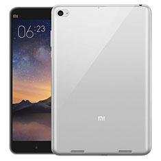 Funda Silicona Ultrafina Transparente para Xiaomi Mi Pad 2 Claro