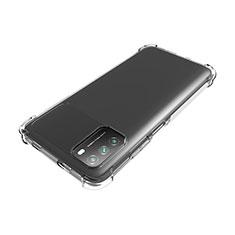 Funda Silicona Ultrafina Transparente para Xiaomi Poco M3 Claro