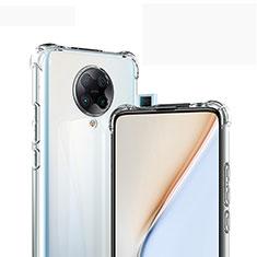 Funda Silicona Ultrafina Transparente para Xiaomi Redmi K30 Pro Zoom Claro