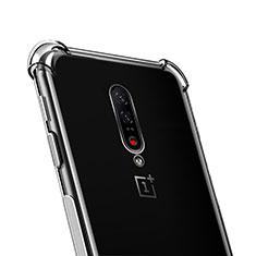 Funda Silicona Ultrafina Transparente T02 para OnePlus 7 Pro Claro