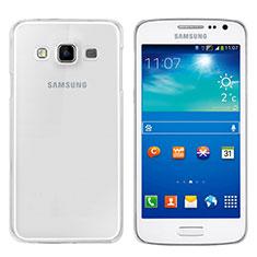 Funda Silicona Ultrafina Transparente T02 para Samsung Galaxy A3 Duos SM-A300F Claro