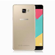 Funda Silicona Ultrafina Transparente T02 para Samsung Galaxy A5 (2017) SM-A520F Claro