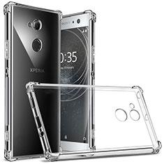 Funda Silicona Ultrafina Transparente T02 para Sony Xperia L2 Claro