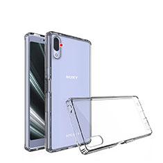 Funda Silicona Ultrafina Transparente T02 para Sony Xperia L3 Claro