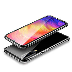 Funda Silicona Ultrafina Transparente T02 para Xiaomi Mi 9 Pro Claro