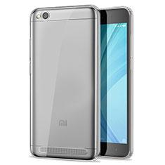 Funda Silicona Ultrafina Transparente T02 para Xiaomi Redmi 5A Claro