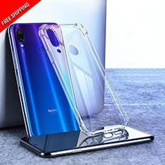 Funda Silicona Ultrafina Transparente T02 para Xiaomi Redmi Note 7 Claro