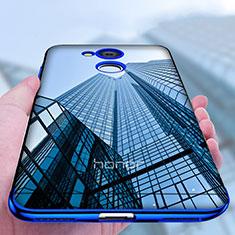 Funda Silicona Ultrafina Transparente T04 para Huawei Honor 6C Pro Claro