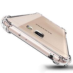Funda Silicona Ultrafina Transparente T04 para Samsung Galaxy On5 (2016) G570 G570F Claro