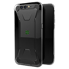 Funda Silicona Ultrafina Transparente T04 para Xiaomi Black Shark Claro