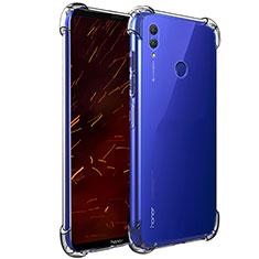 Funda Silicona Ultrafina Transparente T06 para Huawei Honor Note 10 Claro