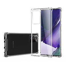 Funda Silicona Ultrafina Transparente T06 para Samsung Galaxy Note 20 Ultra 5G Claro