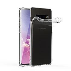 Funda Silicona Ultrafina Transparente T06 para Samsung Galaxy S10 5G Claro