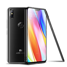 Funda Silicona Ultrafina Transparente T06 para Xiaomi Mi 8 SE Claro