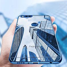 Funda Silicona Ultrafina Transparente T07 para Huawei Honor 7X Claro