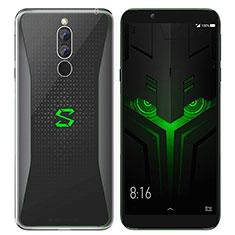 Funda Silicona Ultrafina Transparente T07 para Xiaomi Black Shark Helo Claro