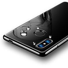 Funda Silicona Ultrafina Transparente T07 para Xiaomi Mi 8 SE Negro