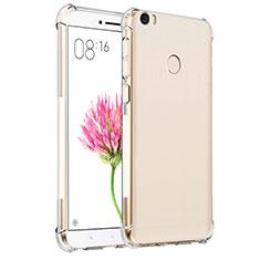 Funda Silicona Ultrafina Transparente T07 para Xiaomi Mi Max Claro