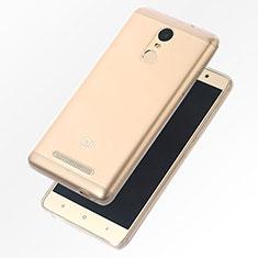Funda Silicona Ultrafina Transparente T07 para Xiaomi Redmi Note 4X Claro