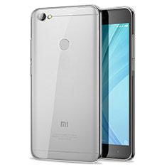 Funda Silicona Ultrafina Transparente T07 para Xiaomi Redmi Note 5A Prime Claro