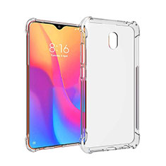 Funda Silicona Ultrafina Transparente T09 para Xiaomi Redmi 8A Claro