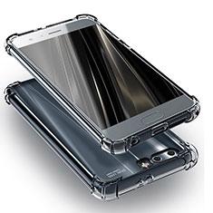 Funda Silicona Ultrafina Transparente T11 para Huawei Honor 9 Premium Claro