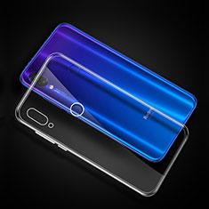Funda Silicona Ultrafina Transparente T11 para Xiaomi Redmi Note 7 Pro Claro