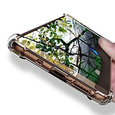Funda Silicona Ultrafina Transparente T12 para Huawei Mate 10 Claro