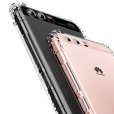 Funda Silicona Ultrafina Transparente T14 para Huawei Honor 9 Claro