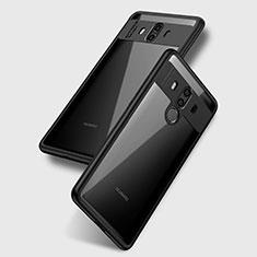 Funda Silicona Ultrafina Transparente T15 para Huawei Mate 10 Claro