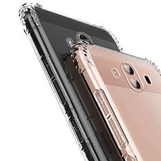 Funda Silicona Ultrafina Transparente T16 para Huawei Mate 10 Claro