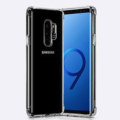 Funda Silicona Ultrafina Transparente T22 para Samsung Galaxy S9 Plus Claro