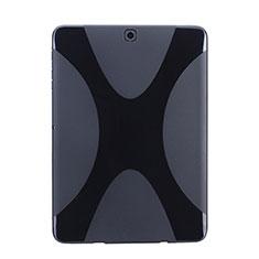 Funda Silicona X-Line para Samsung Galaxy Tab S2 8.0 SM-T710 SM-T715 Negro