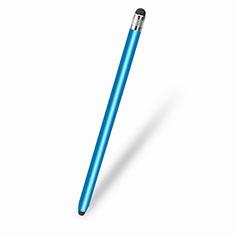 Lapiz Optico de Pantalla Tactil Capacitivo Universal P06 para Sony Xperia XA3 Ultra Azul Cielo