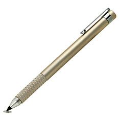 Lapiz Optico de Pantalla Tactil de Escritura de Dibujo Capacitivo Universal P14 para Sony Xperia XA3 Ultra Oro