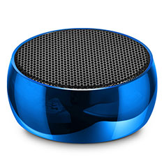 Mini Altavoz Portatil Bluetooth Inalambrico Altavoces Estereo S25 Azul