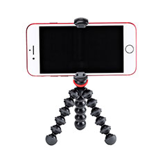 Palo Selfie Stick Tripode Bluetooth Disparador Remoto Extensible Universal T04 para Apple iPhone 11 Pro Max Negro