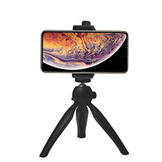 Palo Selfie Stick Tripode Bluetooth Disparador Remoto Extensible Universal T07 para Apple iPhone 11 Pro Max Negro