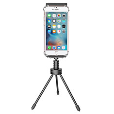 Palo Selfie Stick Tripode Bluetooth Disparador Remoto Extensible Universal T17 para Apple iPhone 11 Pro Max Negro