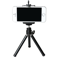 Palo Selfie Stick Tripode Bluetooth Disparador Remoto Extensible Universal T18 para Apple iPhone 11 Pro Max Negro
