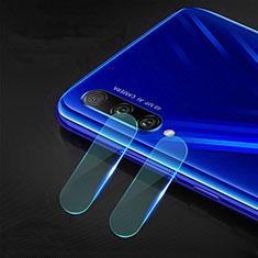 Protector de la Camara Cristal Templado C01 para Huawei Honor 9X Pro Claro