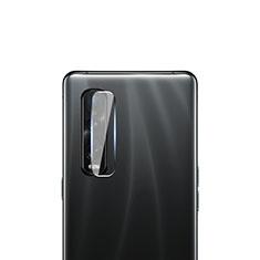 Protector de la Camara Cristal Templado C01 para Oppo Find X2 Pro Claro