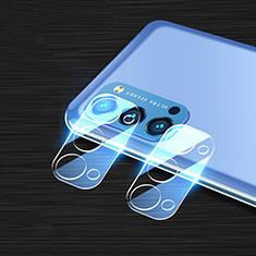 Protector de la Camara Cristal Templado C01 para Oppo Reno4 5G Claro